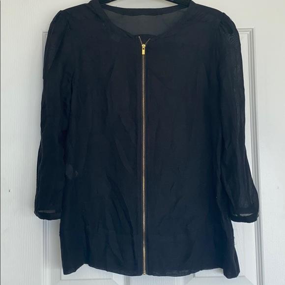 VTG Silk/cotton top